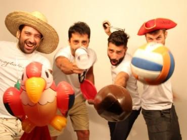 Quattro ragazzi in bici per 1000 km per raccogliere i desideri degli italiani