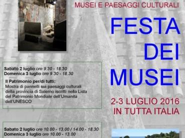 Salerno Paesaggi Culturali UNESCO in mostra a San Pietro a Corte