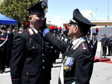 Crotone: anziano tenda suicidio. Salvato da Carabiniere libero da servizio