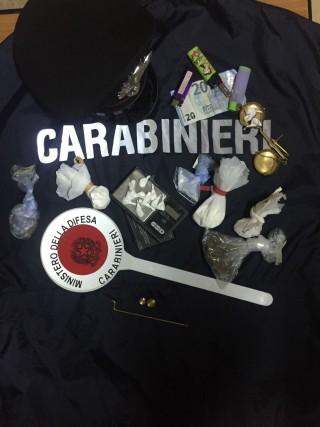 Carabinieri Cocaina archivio