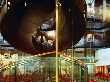 Museo Nazionale del Cinema alla Mole Antonelliana di Torino ottimi risultati