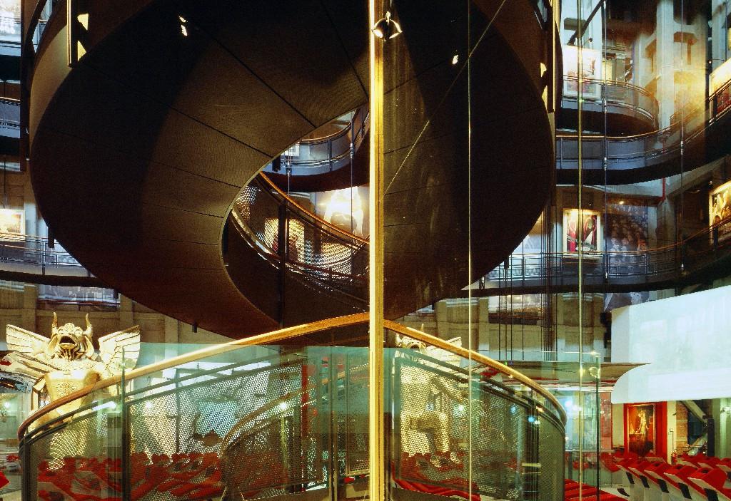 Museo Nazionale del Cinema alla Mole Antonelliana di Torino hii