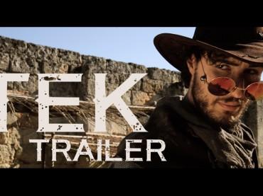 E' online il trailer di TEK, primo cyberpunk western italiano