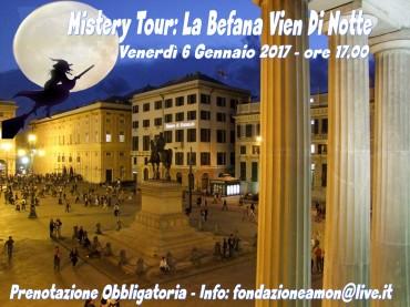 "Mistery Tour Genova ""La Befana Vien di Notte"""