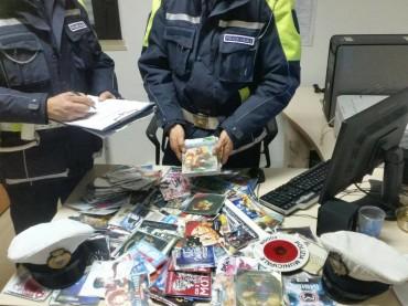 Foggia, la Polizia locale sequestra ingente materiale contraffatto