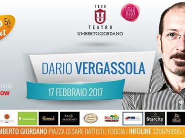 Vergassola a Foggia apre la nuova rassegna i love Cabaret 5