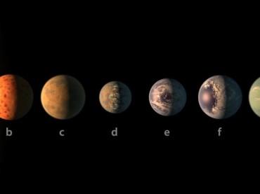 Astronomia. Scoperto un sistema solare con 7 pianeti 'fratelli' della Terra