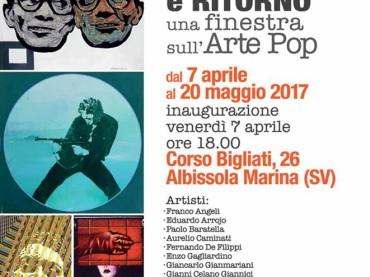 AD ALBISSOLA LA POP ART PROTAGONISTA DA SIGNORI