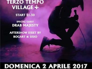 Salerno i Cold Cave in concerto Sonorità synth-pop, dark wave e post punk