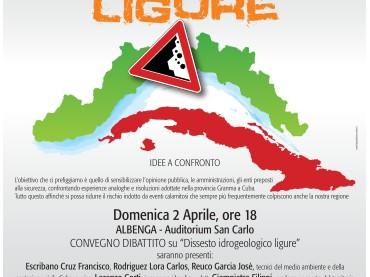 Cubani in Liguria per la salvaguardia dell' ambiente