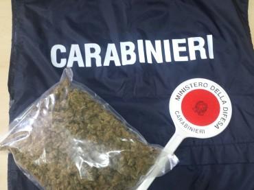 Crotone: Fermato al quartiere Gesù con mezzo kg di droga