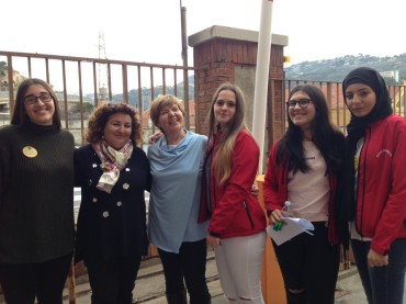 #EU60 L'Alberghiero di Alassio promuove lo spirito europeo