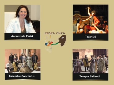 A Foggia Musica Civica dedicato interamente al cibo