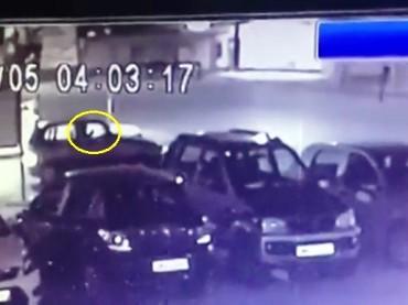 San Severo, [VIDEO] la criminalità avverte la Polizia. Spari contro le loro auto