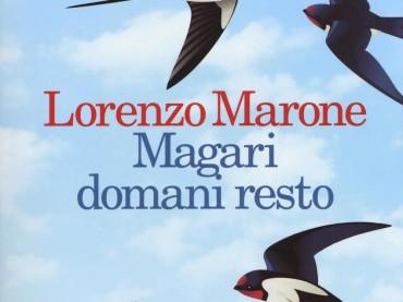 """A Foggia  Storia di Luce, piccola """"femmena"""" del Sud Lorenzo Marone presenta il suo nuovo romanzo"""