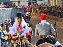 Visite guidate alla Sartiglia, organizza Fondazione Sa Sartiglia Onlus