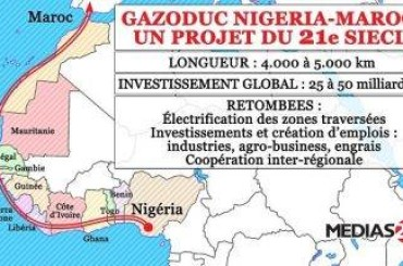 Al via gasdotto Nigeria Marocco