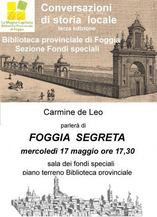 Foggia Segreta