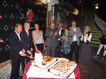 La Suerte: l'Alberghiero di Alassio festeggia con i Lions Club