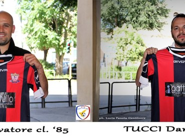 Calcio. Il Foggia Incedit punta in alto. Bruno e Tucci i primi due acquisti