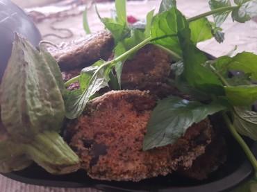 Piatto d'estate: crocchette di melanzane