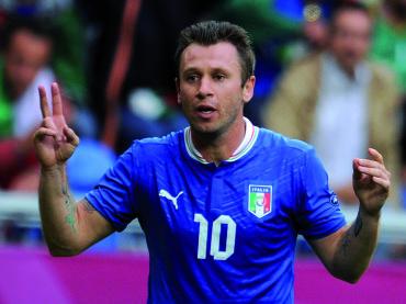 Antonio Cassano prima dice addio al calcio, poi ci ripensa