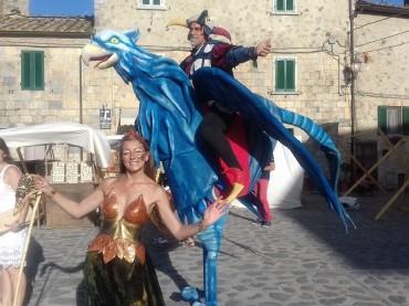 """""""Monteriggioni di torri si corona"""" secondo weekend"""
