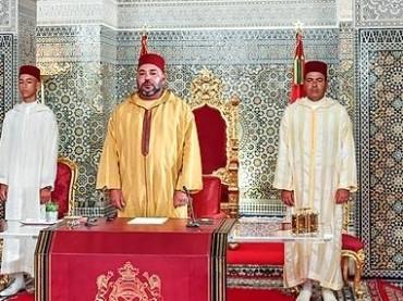 Rivoluzione del Re e del Popolo in Marocco. Re Mohammed VI: 2017 anno di chiarezza