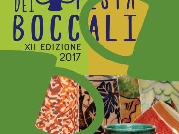 XII FESTA DEI BOCCALI – ARTISTI ITALIANI E STRANIERI – BANDO DI PARTECIPAZIONE