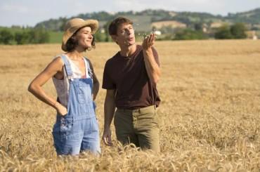 Nicole Grimaudo e Giorgio Pasotti in televisione