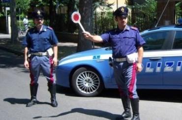 Oristano: attività Polizia Stradale Stragi del Sabato Sera