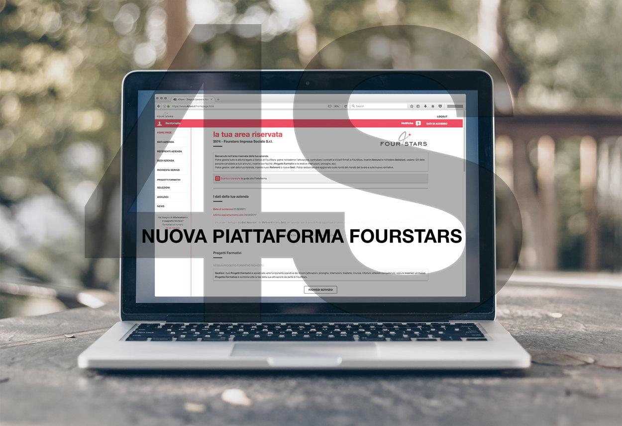 Nuova piattaforma FourStars