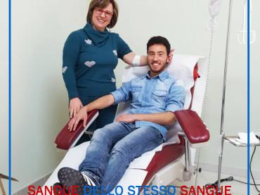 DOMENICA 1 OTTOBRE DONAZIONE SANGUE AVIS SAN SEVERO