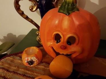 Il menù di Halloween, ricette vegetariane di stagione