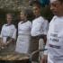 Asd Petanque Pontedassio e lo chef Renato Grasso a Gavenola per promuovere le eccellenze della Valle Arroscia