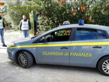 San Severo (FG), le Fiamme Gialle sequestrano beni di 800mila euro [Video]
