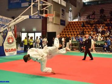 """A Sassari la """"Guido Sieni Judo Cup"""""""