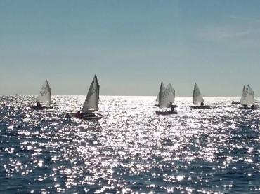 Vela le regate del fine settimana in Liguria