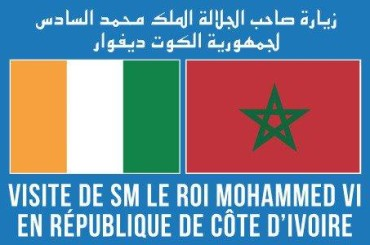 Visita del Re Mohammed VI in Costa d'Avorio. Si consolida la cooperazione Sud-Sud