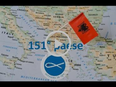 Società di San Vincenzo De Paoli: parte dall'Italia la 151ma bandierina in Albania