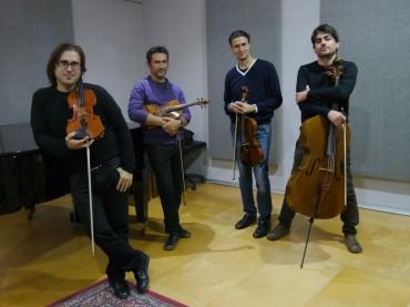 Amici della Musica di Lucera  Evento finale a ritmo jazz con l'Alkemia Quartet A: