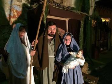 """A Capaci il Presepe Vivente """"Greccio 1223"""" promosso dalla Gioventù Francescana in collaborazione con BCsicilia"""