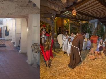 Visita solidale organizzata da BCsicilia alla cripta di Danisinni e al Presepe vivente