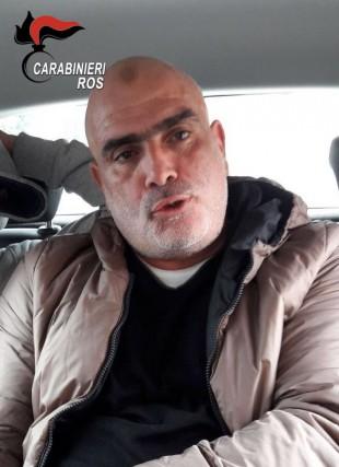 GASRY YACINE il terrorista arrestato - foto CC ROS -