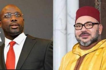 Marocco – Liberia: Mohammed VI si congratula con Weah per l'elezione a presidente
