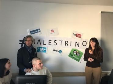 OPERAZIONE #BALESTRINO: IL SINDACO PENSA ALL'UTILIZZO DEI SOCIAL NETWORK PER MIGLIORARE LA REPUTAZIONE ONLINE