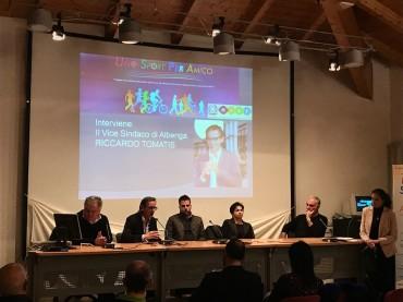 """""""Uno Sport Per Amico"""": incontro pubblico con Istituzioni e partner tecnici"""