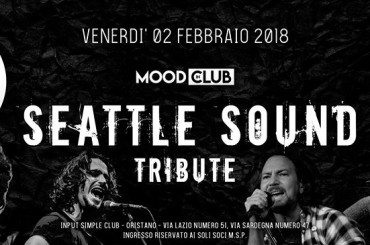 Seattle Sound Tribute: tra Grunge e solidarietà