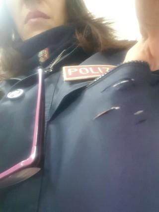 Smartphone salva la vita ad agente PolFer a Taranto