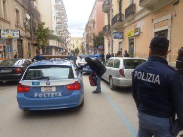 Foggia, Quartiere Ferrovia, la Polizia di Stato intensifica controlli e presenze. I residenti sono allo stremo